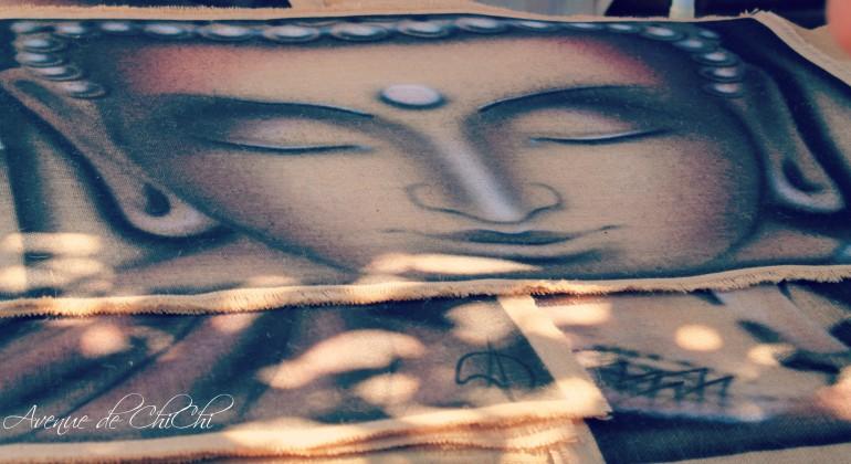 Buddha vorne fertig