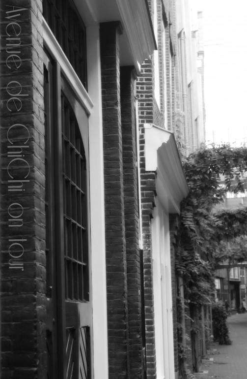 Straße Parkhaus
