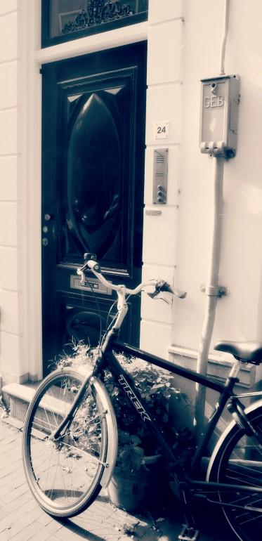 Tür Fahrrad