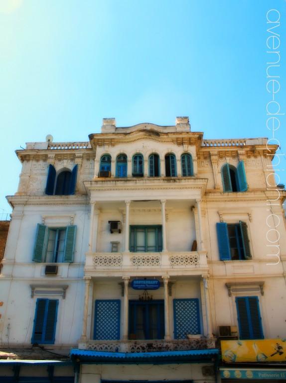 Tunis Haus