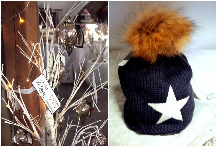 Collage VI Mütze und Bäumchen